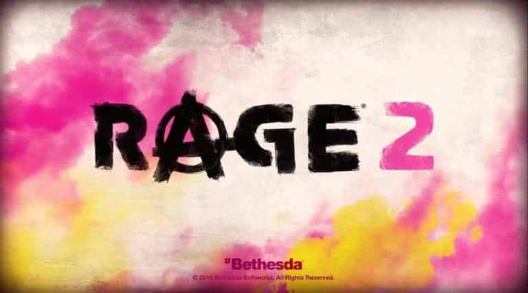 RAGE 2 công bố trailer live action về gameplay