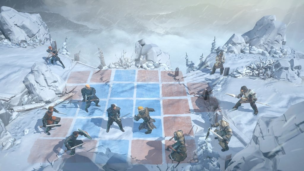 Game of Thrones Beyond the Wall game