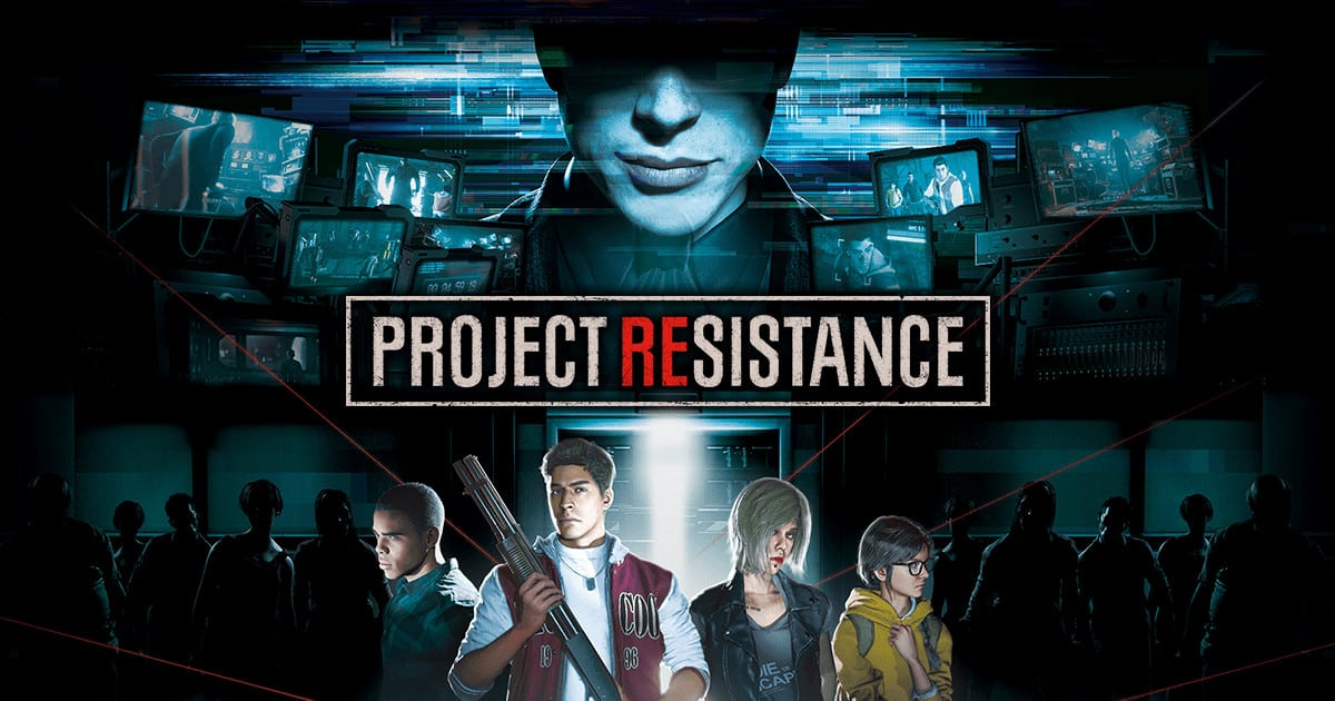 Gameplay Project Resistance Resident Evil