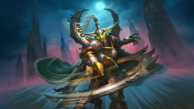 Hearthstone Legendary có thể disenchant Ashes of Outland