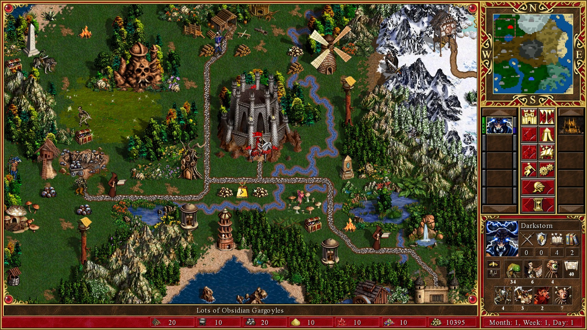 Heroes of Might and Magic 3, tìm hiểu tựa game vang bóng một thời